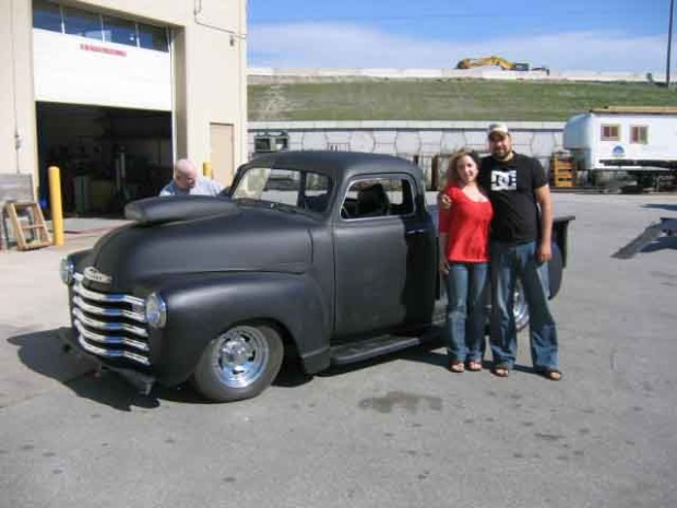 1948 Chevy Top Chop and Scoop