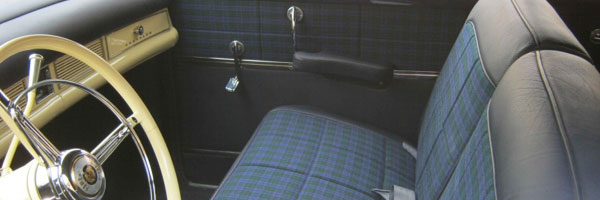 Classic car upholstery and Interiors, Windsor, Ontario