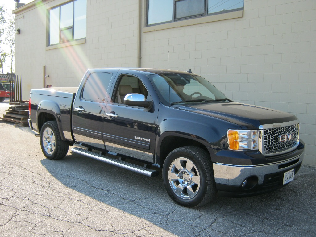 2011 GMC Truck Lowered