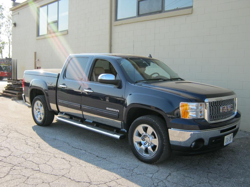 2011 GMC Truck Lowered