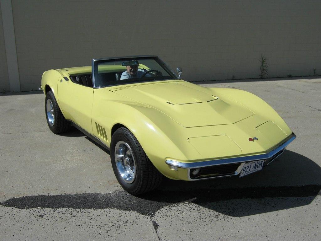 1968 Corvette Convertible