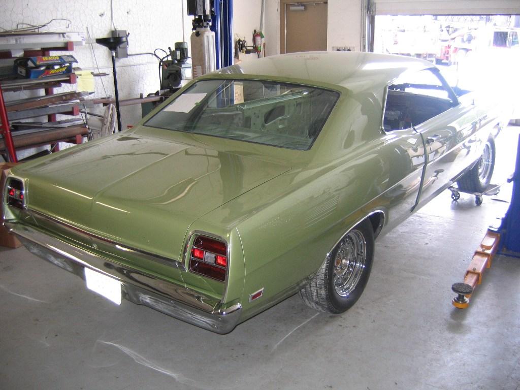 1969 Fairlane