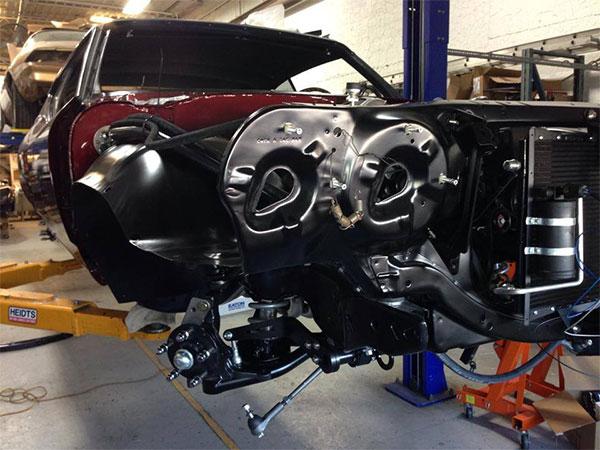 Windsor Ontario Classic Car Restorations