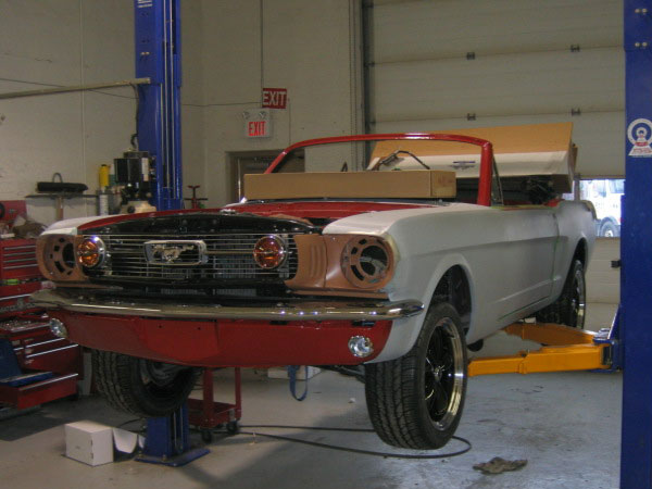 Street Rod, Muscle Car Restorations, Ontario Classic Car Restorations